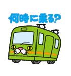 立ち耳スコ  メロン/ママのリーナちゃん編(個別スタンプ:25)