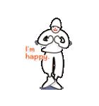 ヒップホップダンスのスタンプ(個別スタンプ:06)
