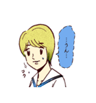 るみちゃんの事象(個別スタンプ:22)
