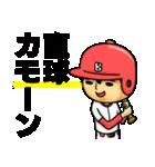 野球の神様 ボールボーン君2(個別スタンプ:16)