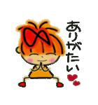 関西弁ver2!レッツゴー!あいこちゃん4(個別スタンプ:19)