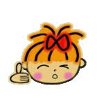 関西弁ver2!レッツゴー!あいこちゃん4(個別スタンプ:22)