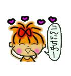 関西弁ver2!レッツゴー!あいこちゃん4(個別スタンプ:34)