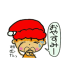 関西弁ver2!レッツゴー!あいこちゃん4(個別スタンプ:36)