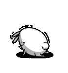 ちゃらいウサギ2(個別スタンプ:11)