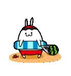 ちゃらいウサギ2(個別スタンプ:12)