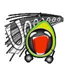 アボカドの叫び(個別スタンプ:05)