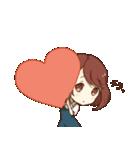 i♡p LOVE×LOVE(個別スタンプ:02)