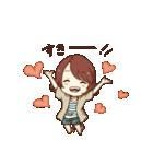 i♡p LOVE×LOVE(個別スタンプ:03)