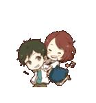 i♡p LOVE×LOVE(個別スタンプ:35)