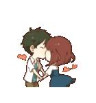 i♡p LOVE×LOVE(個別スタンプ:36)