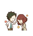 i♡p LOVE×LOVE(個別スタンプ:38)