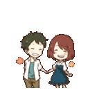 i♡p LOVE×LOVE(個別スタンプ:39)
