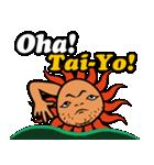 Yo! Tai-Yo! ワガママをリズムに乗せYo!!(個別スタンプ:5)