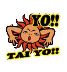 Yo! Tai-Yo! ワガママをリズムに乗せYo!!(個別スタンプ:6)