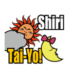 Yo! Tai-Yo! ワガママをリズムに乗せYo!!(個別スタンプ:14)