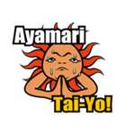 Yo! Tai-Yo! ワガママをリズムに乗せYo!!(個別スタンプ:20)