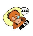 Baby Orangutan (Indonesian)(個別スタンプ:29)