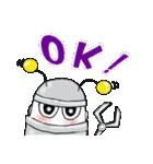 レタスの友達、知的ロボット「トロップ」(個別スタンプ:06)