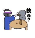 学生侍 サム(個別スタンプ:03)