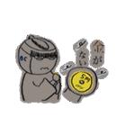 学生侍 サム(個別スタンプ:17)
