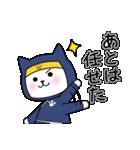にゃんこ忍者(個別スタンプ:11)