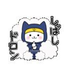 にゃんこ忍者(個別スタンプ:12)
