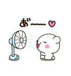 暑いしろくま~灼熱の夏用~【Summer vol.3】(個別スタンプ:34)