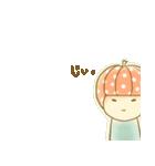 水玉フレンズ(個別スタンプ:01)
