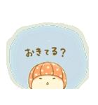水玉フレンズ(個別スタンプ:09)