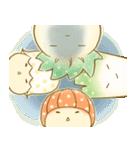 水玉フレンズ(個別スタンプ:12)