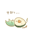 水玉フレンズ(個別スタンプ:14)