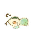 水玉フレンズ(個別スタンプ:16)