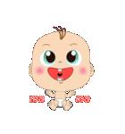 mini Baby(個別スタンプ:01)
