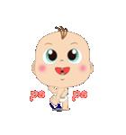 mini Baby(個別スタンプ:02)
