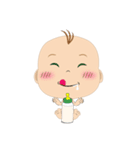 mini Baby(個別スタンプ:03)