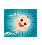 mini Baby(個別スタンプ:22)