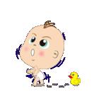 mini Baby(個別スタンプ:24)