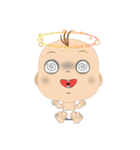 mini Baby(個別スタンプ:32)