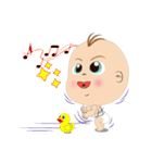 mini Baby(個別スタンプ:35)