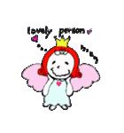 天使のテンちゃん(個別スタンプ:01)
