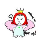 天使のテンちゃん(個別スタンプ:02)