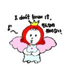 天使のテンちゃん(個別スタンプ:03)