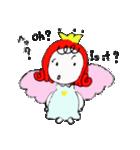 天使のテンちゃん(個別スタンプ:04)