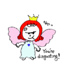 天使のテンちゃん(個別スタンプ:05)