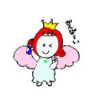 天使のテンちゃん(個別スタンプ:07)