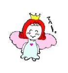 天使のテンちゃん(個別スタンプ:08)