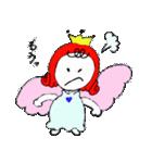天使のテンちゃん(個別スタンプ:09)