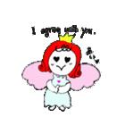 天使のテンちゃん(個別スタンプ:10)
