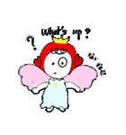 天使のテンちゃん(個別スタンプ:12)